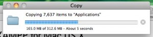 wait for copying files