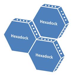 Hexadock